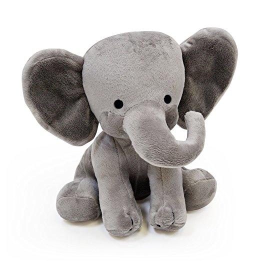 Bedtime Originals Choo Choo Express Plush Elephant - Humphrey $3.23 + FS