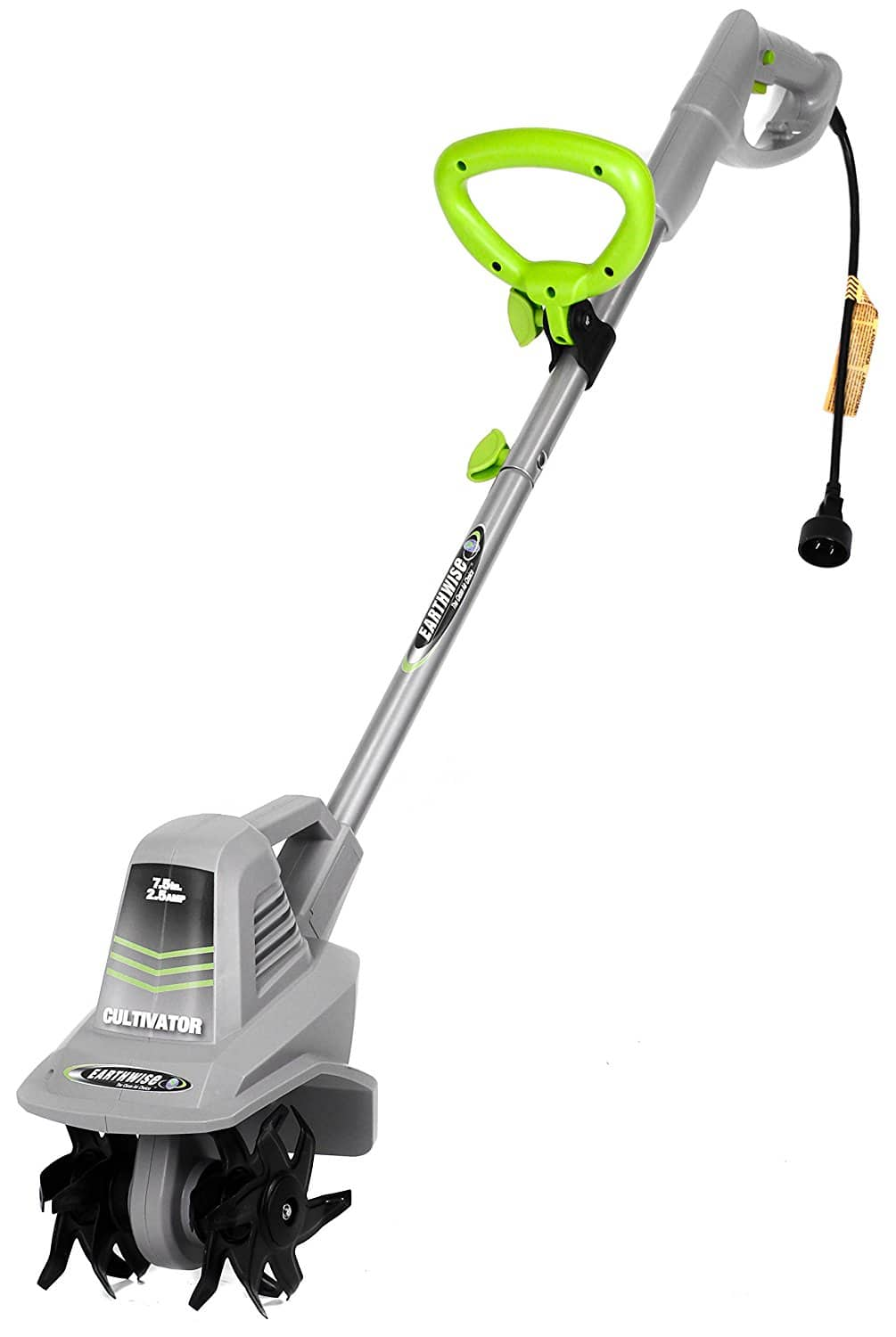 Earthwise TC70025 7.5-Inch 2.5-Amp Corded Electric Tiller/Cultivator $63.99 + FS