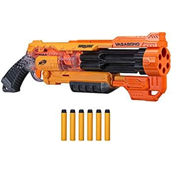 Nerf Doomlands 2169 Vagabond Blaster $11.97 + FS for Prime Members & Free Pickup @ Walmart
