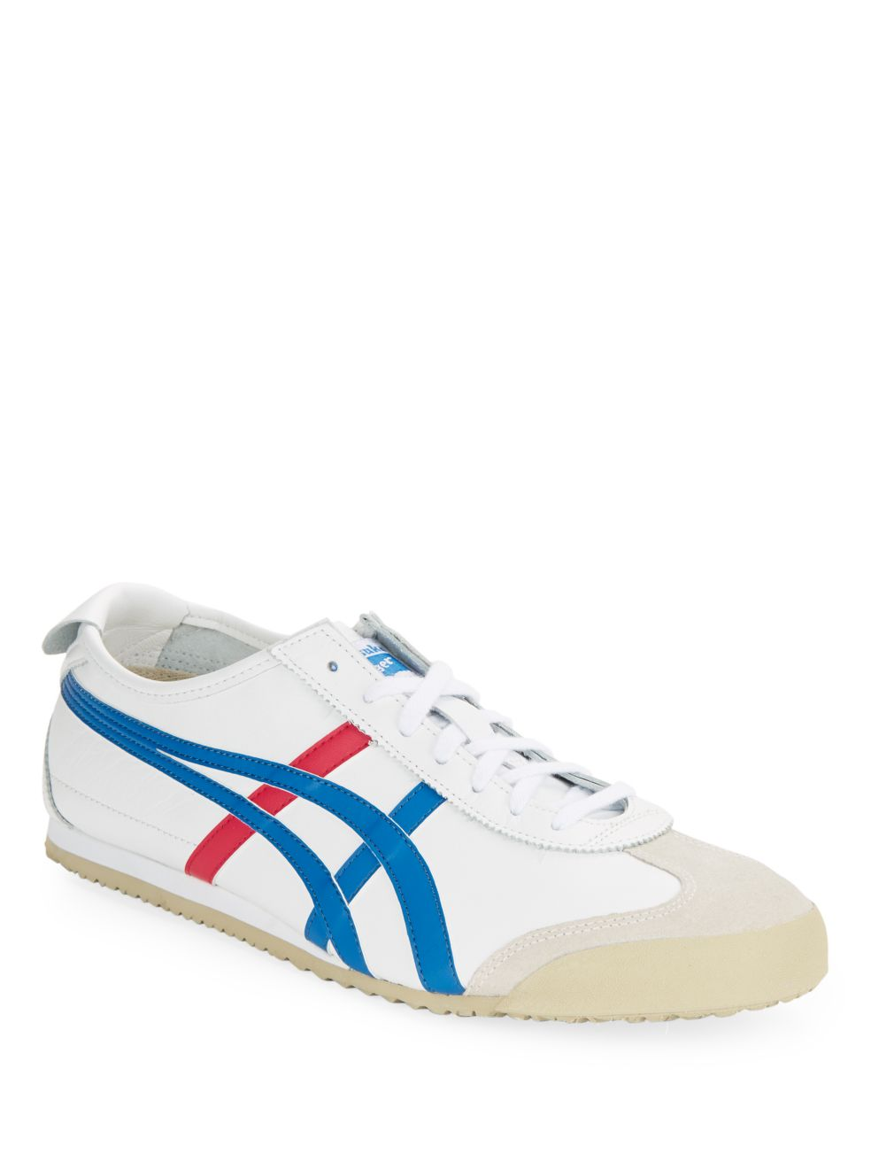 Asics Mexico 66 Leather Sneakers $30.59 after code love