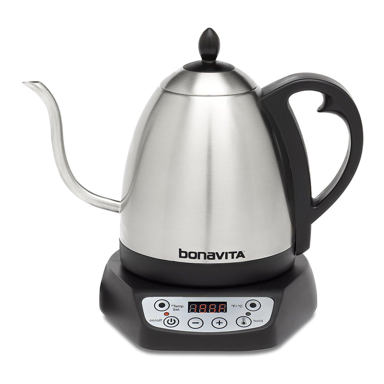 Bonavita 1.0L Variable temp gooseneck kettle $58.76+tax @ Amazon/HomeDepot free ship