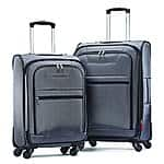 Samsonite Lightweight 2 Piece Spinner Set 21/25, Charcoal, One Size - Amazon Warehouse Deals Only! - $118