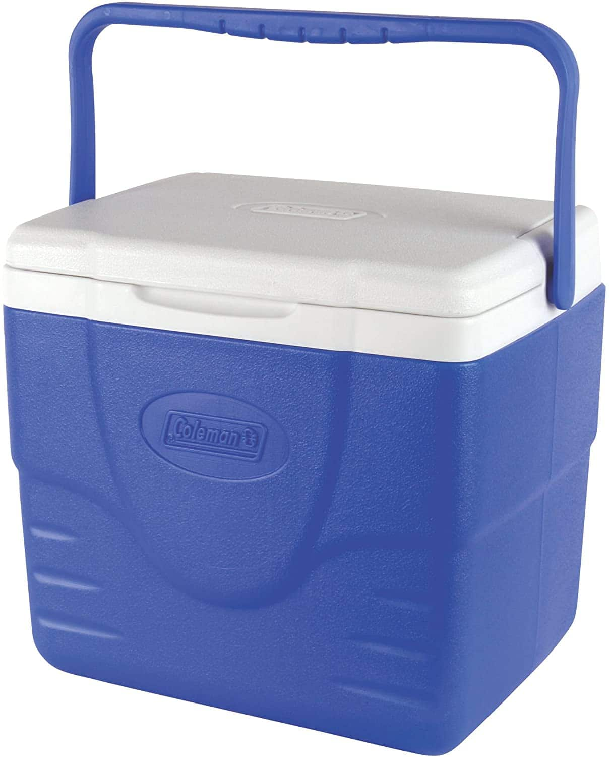 Coleman Excursion Portable Cooler, 9 Quart (Blue) $9.97