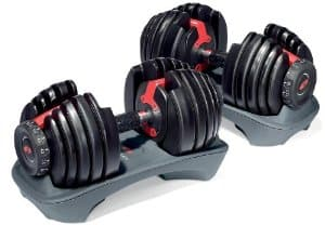 Bowflex Selecttech 552 $199 after In-Store Coupon ($100 off $300) Sports Authority B&M YMMV?