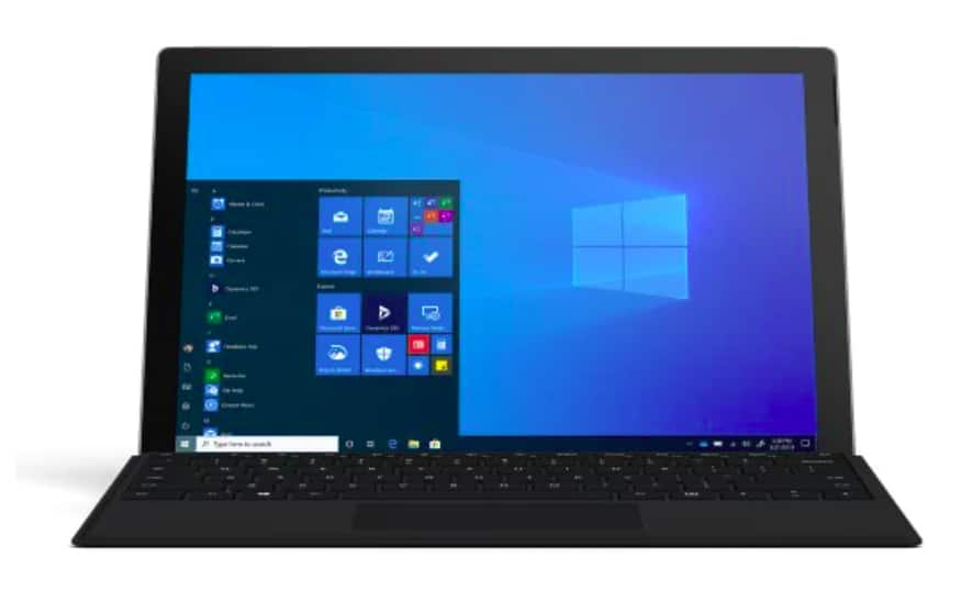 MS store, Surface Pro 7(128gb) with keyboard for $799