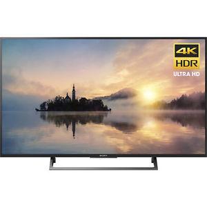 """Sony KD-43X720E 43"""" 4K Ultra HD HDR Smart LED TV 2017 Model Ebay $498"""