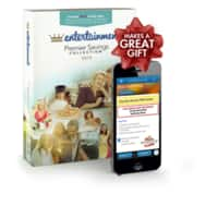 Entertainment.com Deal: Entertainment Book Cyber Monday Deal $19 Free Shipping Lowest Price All States