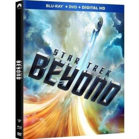 Star Trek Beyond (Blu-ray + DVD + Digital HD) $19.96