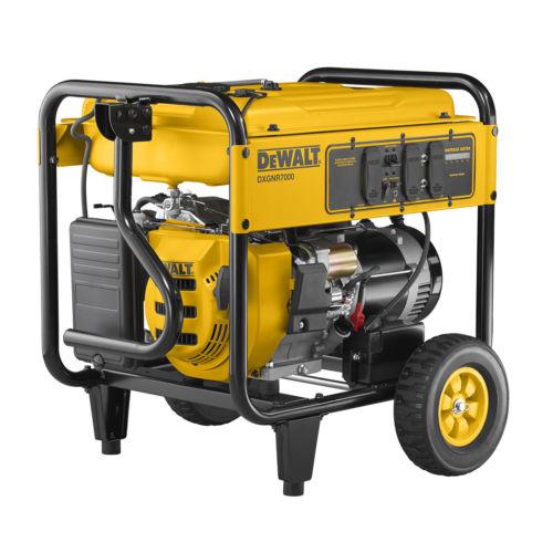 DeWALT 7000 Watt Generator (reconditioned) w. elect start : $459 ebay
