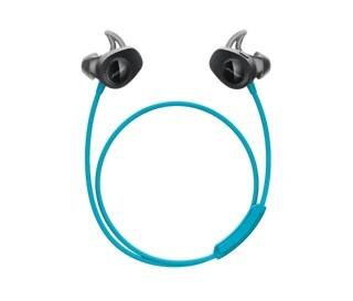 Bose SoundSport Wireless Earphones (Recently Released) Aqua Color Only - $122.99 (Black YMMV)