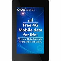"Kmart Deal: OIOO 7"" Android Tablet with free 200mb T-Mobile 4G every month $60 FS kmart.com"