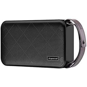 simpowel 20watt 2.1 channel portable bluetooth speaker $20 with coupon code.