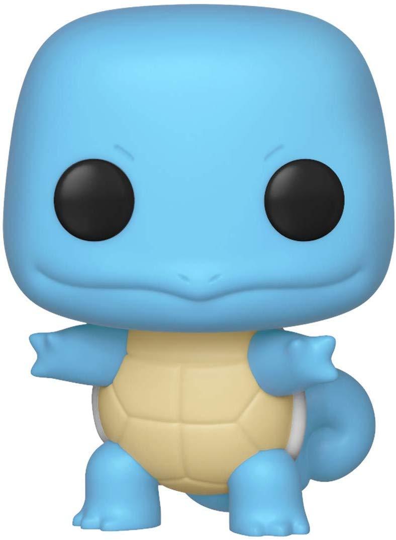 Funko Pop!: Pokemon - Squirtle $3.98