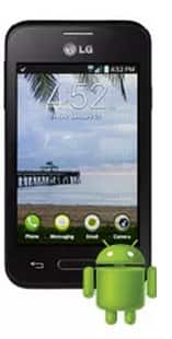 Tracfone LG Optimus Fuel is back for $9.99 w/ free 3 day shipping on orders over $20