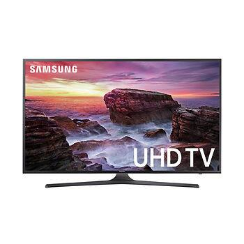 "Samsung UN65MU6290 65"" 4K UHD Smart LED TV + $50 BJ's Gift Card with White Glove Delivery $799.99"