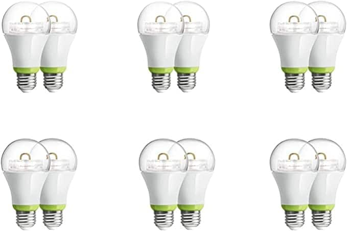 12-Pack GE Link Smart LED Light Bulb, A19 Soft White (2700K), 60-Watt Equivalent at Amazon for $36 + tax (works with Hue)