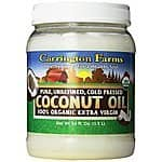 (3) 54 oz Organic Coconut Oil for $32.97 ($0.20/oz!)  AC + FS @ Boxed.com (new customers only)