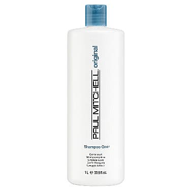 33.8 oz./1L Paul Mitchell Shampoo One (In-store only) $13.49