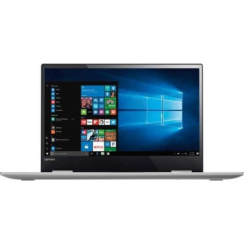 "Lenovo - Yoga 720 2-in-1 13.3"" Touch-Screen Laptop - Intel Core i5 - 8GB Memory - 256GB Solid State Drive - Platinum Silver $679"