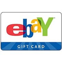 PayPal.com Deal: Free $10 ebay gift card in Paypal [ymmv]