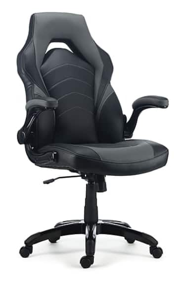 Prime Staples Bonded Leather Racing Gaming Chair 99 99 50 Off Pdpeps Interior Chair Design Pdpepsorg
