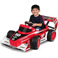 Walmart Deal: MotionTrendz F1 Racer 6-Volt Battery-Powered Ride-On at Walmart for $59.99