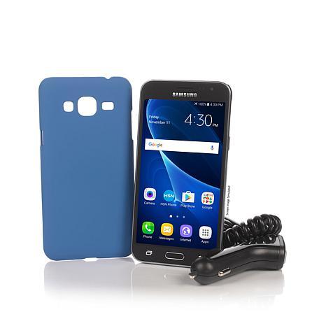 Tracfone bundle 16gb Samsung Galaxy Sky 5 $99.95 @HSN w/Visa Checkout & FS