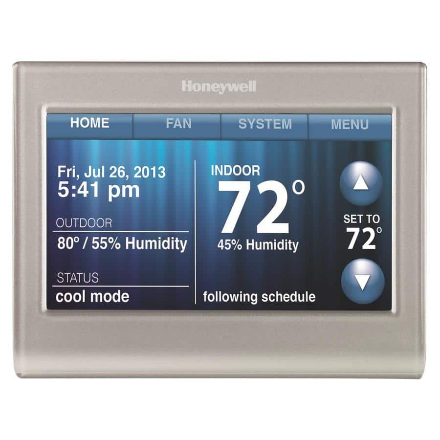 Honeywell WiFi Smart Thermostat @Lowes from $107.00  YMMV