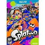 Splatoon (Nintendo Wii U)  $50 + Free Shipping