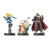 Groupon Deal: Amiibo Wave 5b 30th Anniversary mario and more 12.99 Groupon  buy buy buy! go! Zero suit samus  Ganondorf  Olimar and pikmin