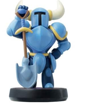 Nintendo - amiibo Figure (Shovel Knight) $12.99 FS Cheaper with GCU. Best Buy