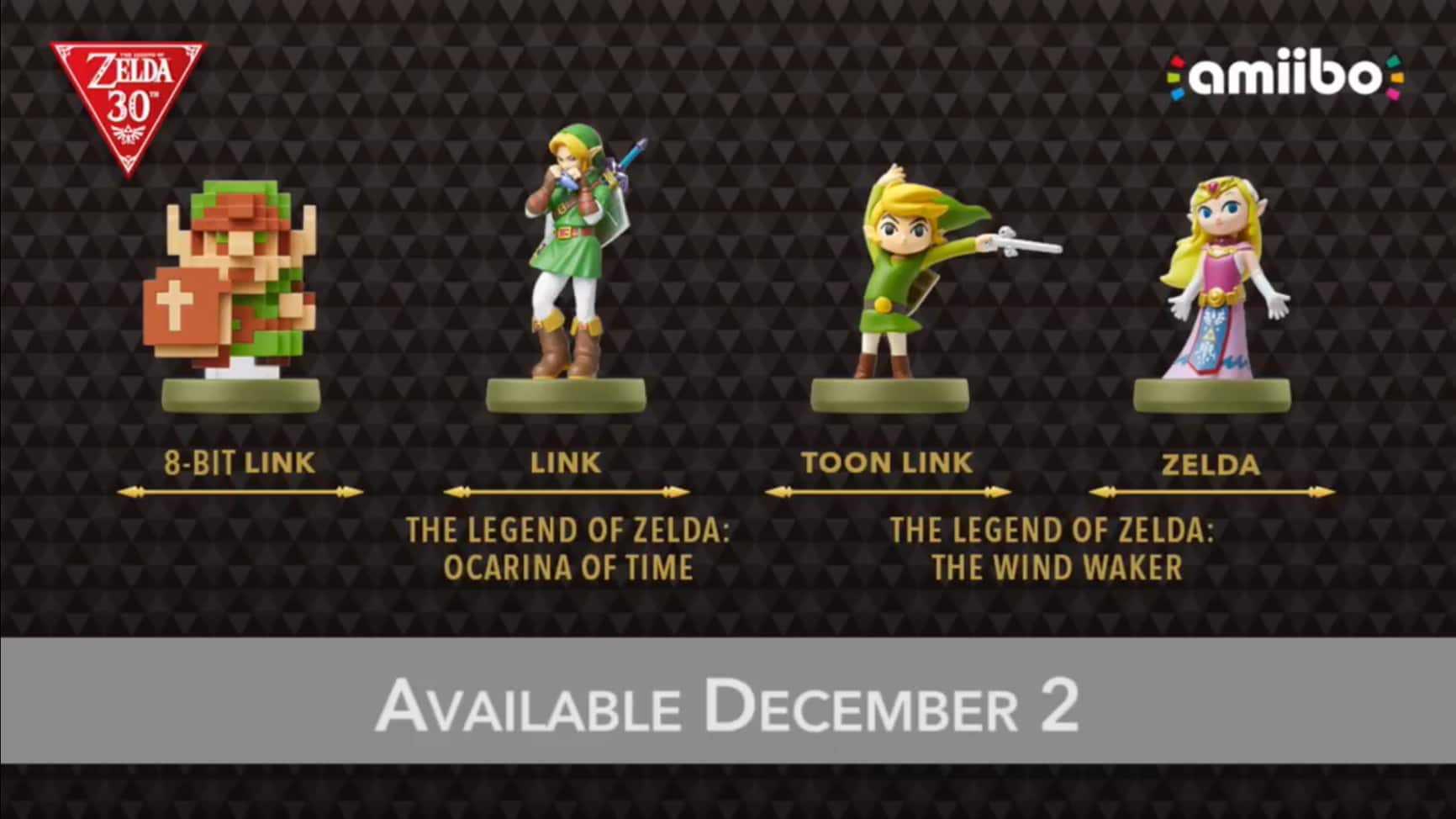 New amiibo pre orders Zelda Oot + windwaker and more 12.99 FS with prime. Cheaper with prime
