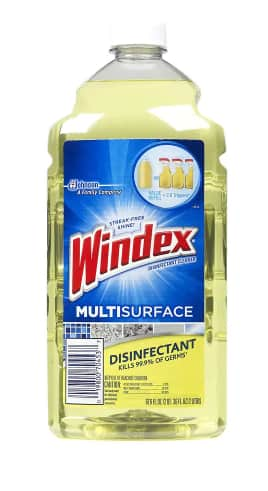 Windex Multi-Surface Disinfectant Cleaner 67oz refill - Walgreens online - Free ship to store $2.38