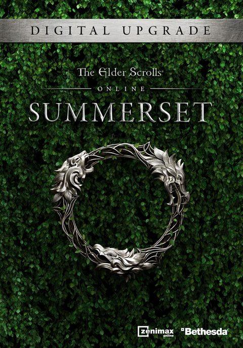 PCDD The Elder Scrolls Online: Summerset Upgrade - $25.49 (-15%)