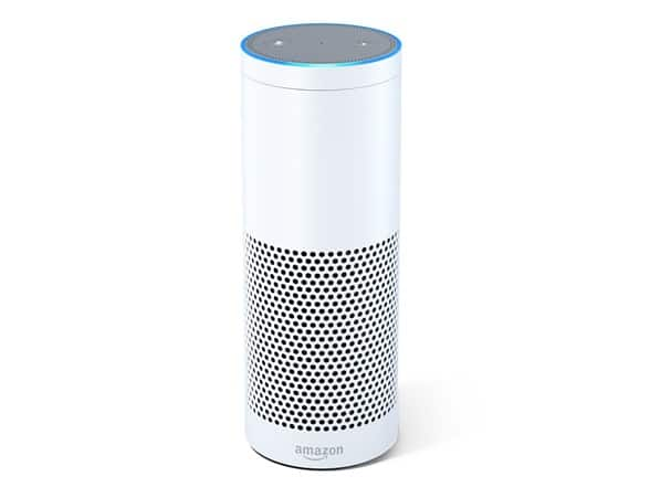 Amazon Echo (1st Generation; Used: Good-Very Good) $30 + Free S/H w/ Prime