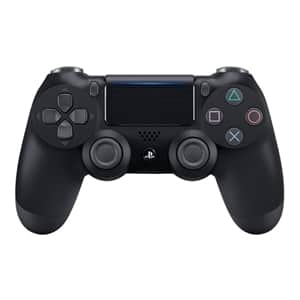 Playstation 4 Dual Shock 4 Black controller $29.99 Free Shipping