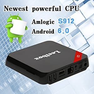 Leelbox Q3 Android 6.0 TV Box S912 Octa Core on sale w/ 20% off coupon LLQZG28M for $59.99