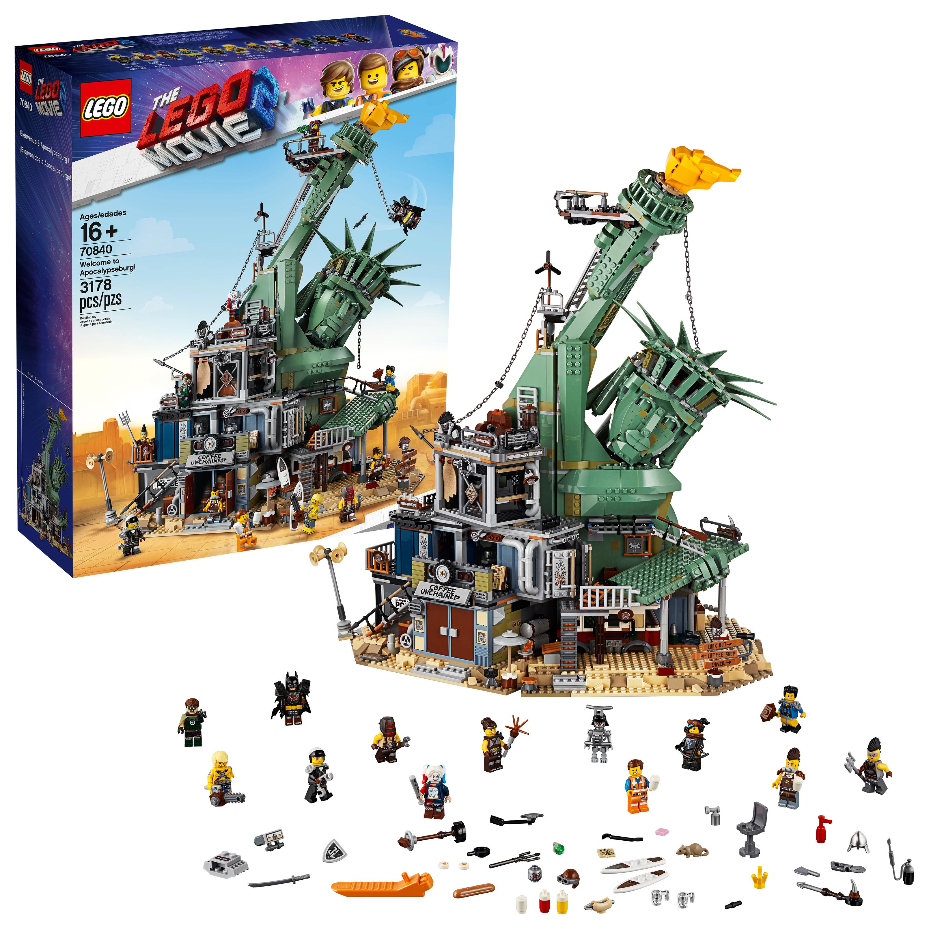 The LEGO 2 Movie Welcome to Apocalypseburg! 70840 $219.99