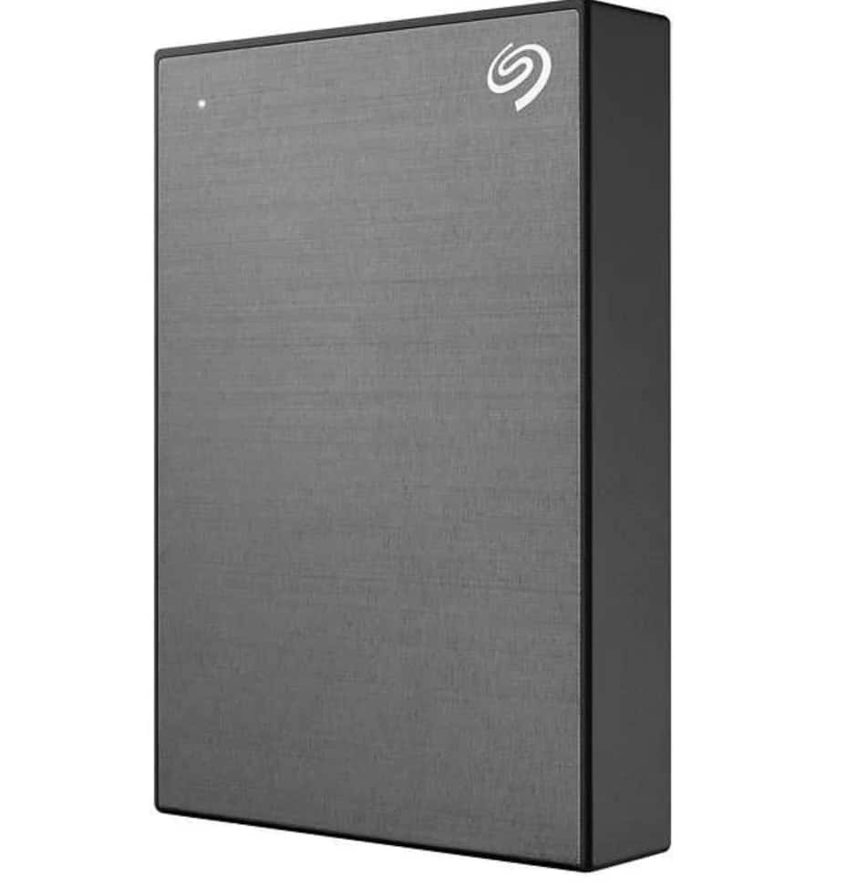 Costco Members: 5TB Seagate Backup Plus Portable Hard Drive+2 Years of Data Recovery Service-$90 (Free S/H)