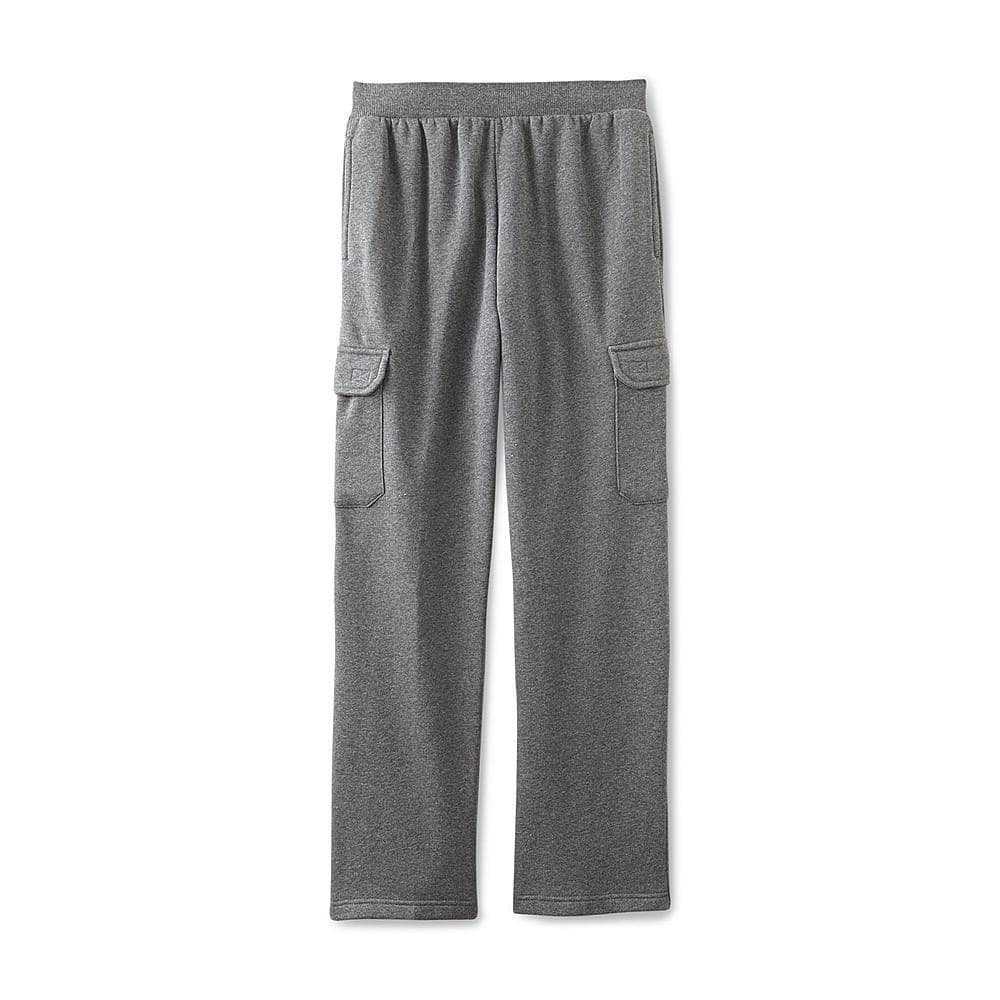 Kmart Athletech Men's Athletic Cargo Sweatpants $20.98 with $35.21 SYW ( points do not roll )