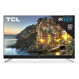 "TCL 55"" 4K Ultra HD HDR Roku Smart TV - Save $100 - Free Shipping $499.99"