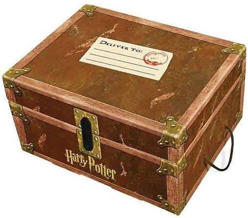 Harry Potter Hardcover Boxed Set #1-7 $90.99 with free shipping