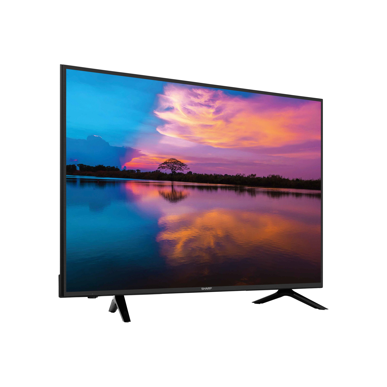 "Sharp 65"" Class 4K Ultra HD (2160p) HDR LED TV (LC"