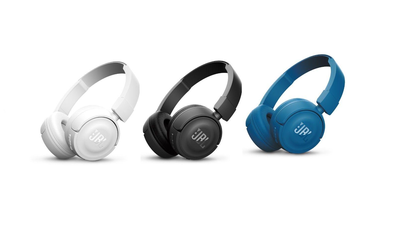 JBL T450BT - On Ear Wireless Bluetooth Headphones $27
