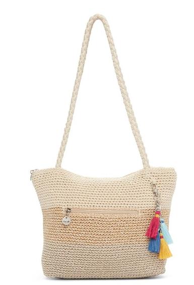 THE SAK COLLECTIVE Crafted Classic Shoulder Bag  23.60 - Slickdeals.net c345ffde57edd