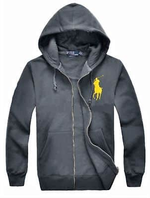 New NWT Mens Ralph Lauren Polo Big Pony Hoody Jacket Small Medium Large XL 2XL ( No Coupon Required) $48