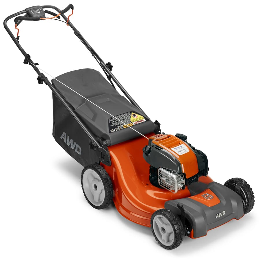 50% OFF @ Lowes - Select Stores YMMV - Husqvarna LC221AH 163cc 21in Self propelled Gas Mower - $172 After Tax w/ Coupon, $360 retail