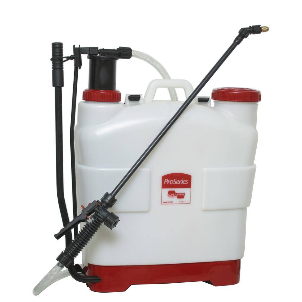 Chapin Euro Style 4 gal. Backpack Sprayer - $29.99