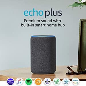 Echo (3rd Gen) - $69.99, Echo Plus (2nd Gen) - $79.99