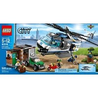 Walmart Deal: LEGO City Police Helicopter Surveillance Building Set $52 FS + Other Legos On Sale @ Walmart